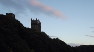 "The beautiful city of Durham, scene of a recent ""Time to Change"" event"