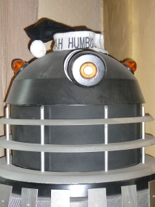 Gerald C Dalek takes a dim view of merriment