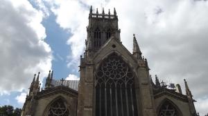 St George's parish church, aka the Doncaster Minster