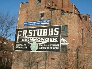 FR Stubbs Ironmongers, York