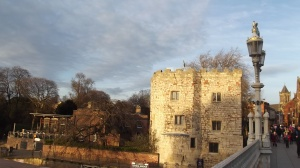 The City of York: a city of love.
