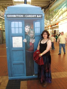Doctor Who exhibition: Cardiff, 2007