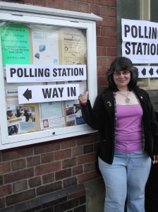 My first general election: 7 May 2015