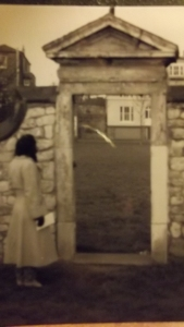 "Portrait of the writer as a young woman, with the ""Door to Nowhere"": Doncaster, late 1980s"