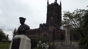 Remembering the dead: Wolverhampton, June 2015