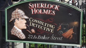 Perhaps I should consult a detective, and have my characters followed?