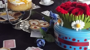 Mmmm, cake: Steampunk Doncaster, 2015