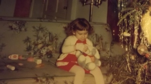 Happy, early days: Christmas, 1960s