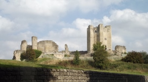 Conisbrough Castle, Sept 2015