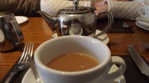 Teapot selfie, Beverley: Sept 2015
