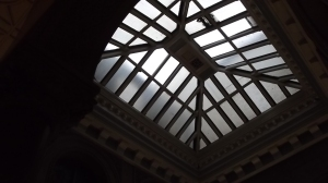 Glass ceiling: Leeds Central Library