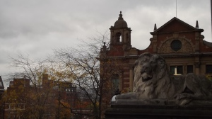 Leeds City Centre: Oct 2015