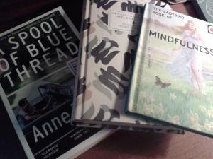 A shelfette of lovely books