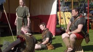 Romans at the Minster: St Leger Festival, 2014.