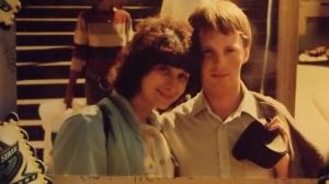 A couple of bairns: 1980s