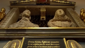 Memorial, St Martin's Church, York